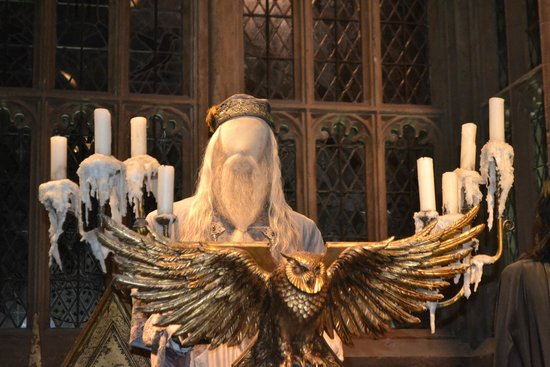Comedor de hogwarts fotograf a de warner bros studio for Comedor harry potter