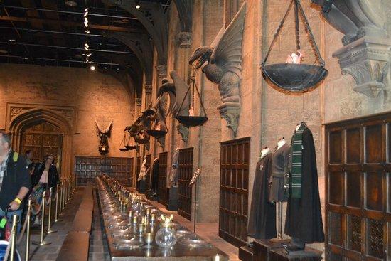 comedor de hogwarts picture of warner bros studio tour On comedor harry potter