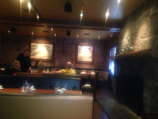 Brickhouse Restaurant: Back Dining Room