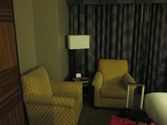 New York - New York Hotel and Casino: habitacion