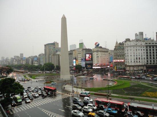 Park Silver Obelisco : Vista de la habitación