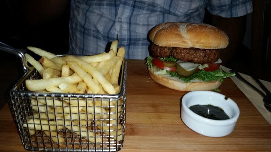 The Sutton Plough: The wonderful food