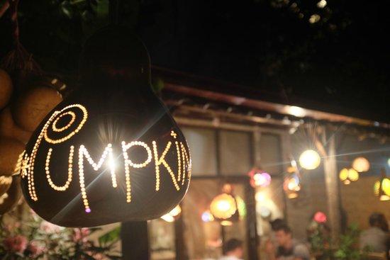 Pumpkin Goreme Restaurant and Art Gallery: Front view