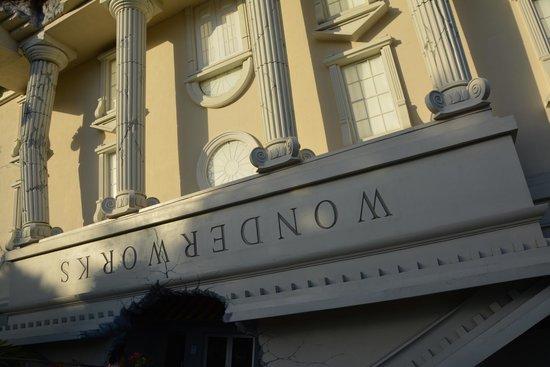 WonderWorks: Outside of Building