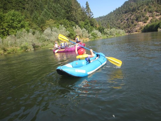Morrisons Rogue Wilderness Adventures: On the Rogue River
