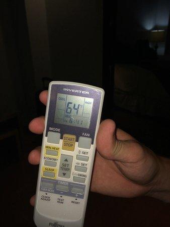 La Terraza de San Juan: This little guy can produce arctic temps!  YES!