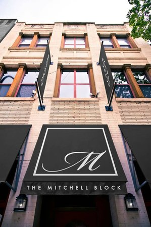 ‪The Mitchell Block Restaurant and Lounge‬