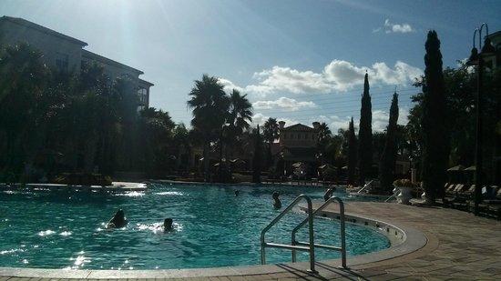 WorldQuest Orlando Resort: Poolbereich