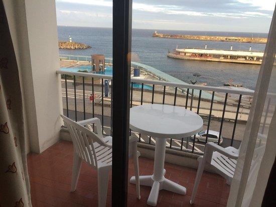 Hotel Acores Atlantico: Balcony