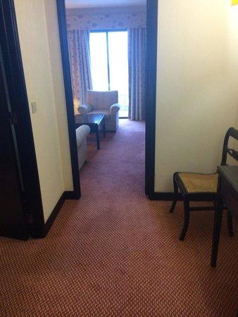 Hotel Acores Atlantico: Entrance to room