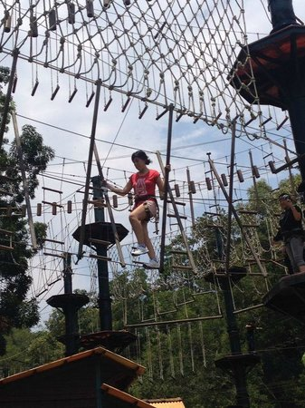 Escape Adventureplay: Braving through the challenge.