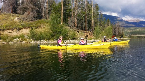 Adventure Paddle Tours: Peace and Beauty