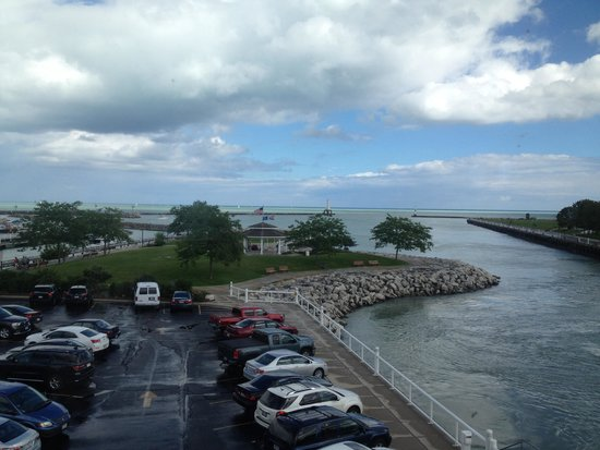 Holiday Inn Port Washington: Room view