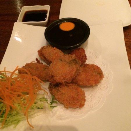 Aoki : Ostras saborosíssimas