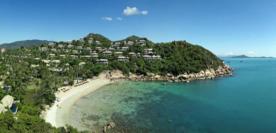 Banyan Tree Samui: Resort's overview