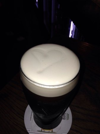 O'Connor's Bar: The fantastic pints in O'Connors!