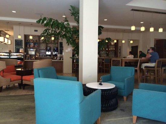 Hyatt Place Waikiki Beach: lobby