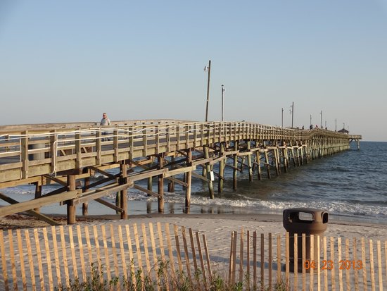Ocean Crest Pier