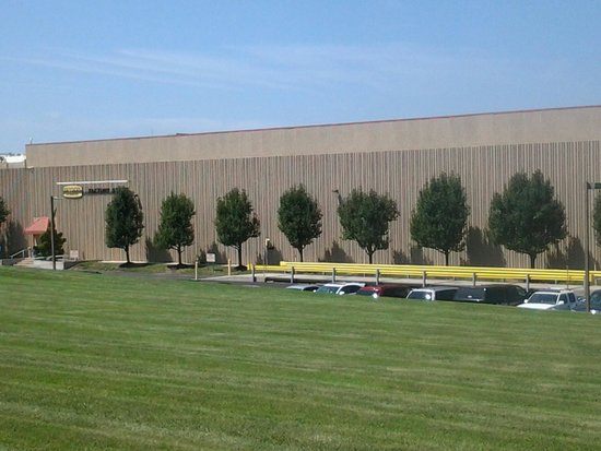 Snyder's of Hanover: A view from outside the factory