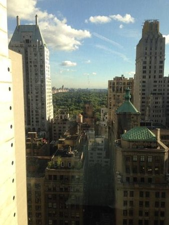 Le Parker Meridien New York: View from hotel room