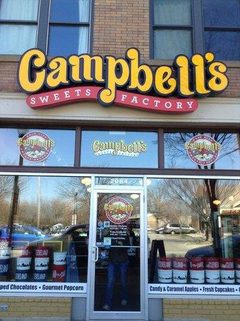 Campbells Popcorn Shop