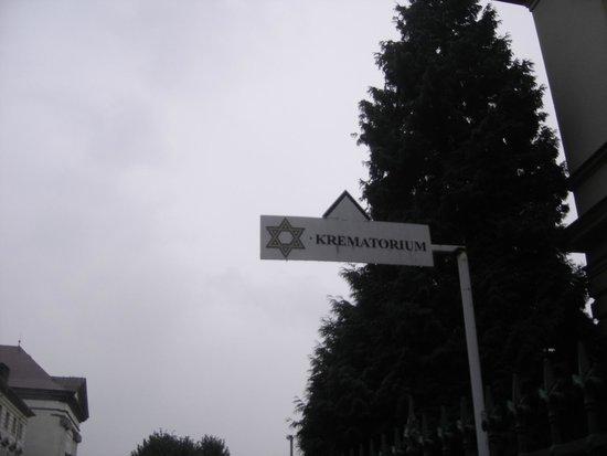 Terezin Memorial: Krematorium Terezin