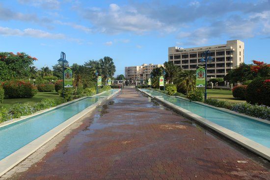 Emancipation Park : Entrance