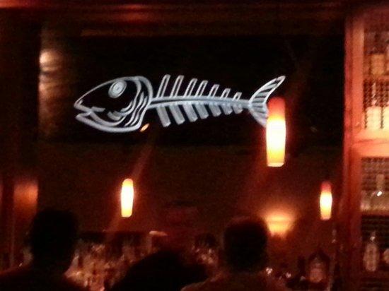 Bonefish Grill: Lovey bar area too