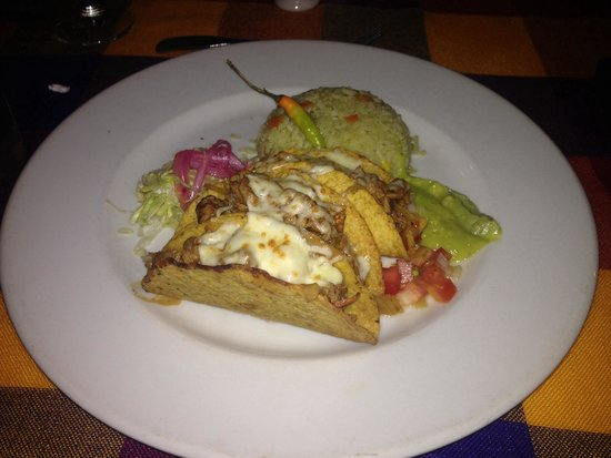 Be Live Collection Marien: Orale!! Restaurant mejicano!!