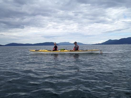 Anacortes Kayak Tours: Great tour!