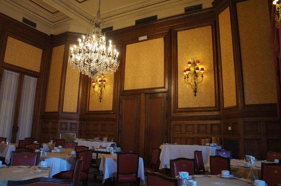 Hotel Avenida Palace: 朝食のレストラン