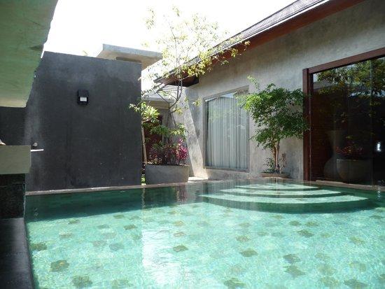 Private Pool Entry Into Villa Picture Of Bracha Villas Bali Seminyak Tripadvisor