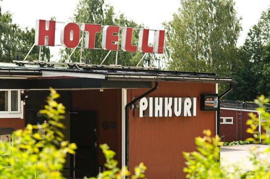 Hotelli Pihkuri