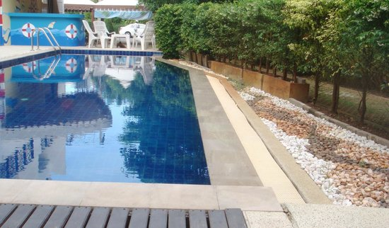 Jinta Andaman: Swimming pool