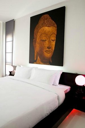 Jinta Andaman: Deluxe and superior room