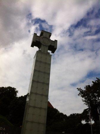 Vabaduse Monument: Freedom monument