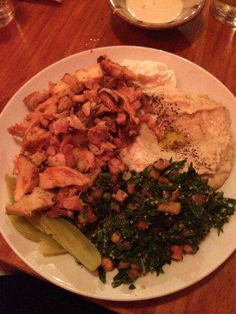 Open Sesame : Chicken $15.99