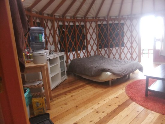 Wya Point Resort: Yurt #1