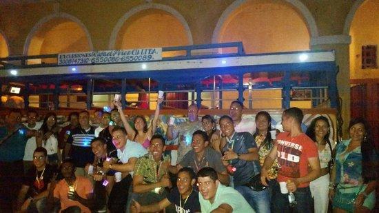Rumba in Chiva: Chiva en Rumba! !!