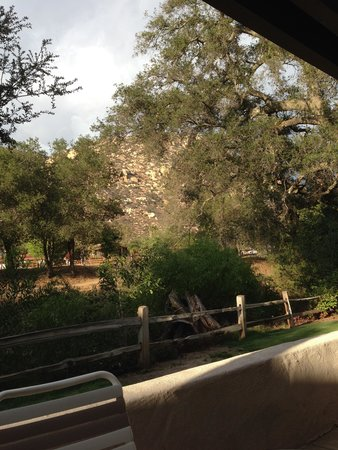 Riviera Oaks Resorts: View from the patio
