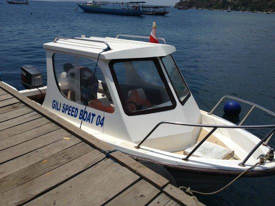 MAHAMAYA Gili Meno : chartered boat by Mahamaya