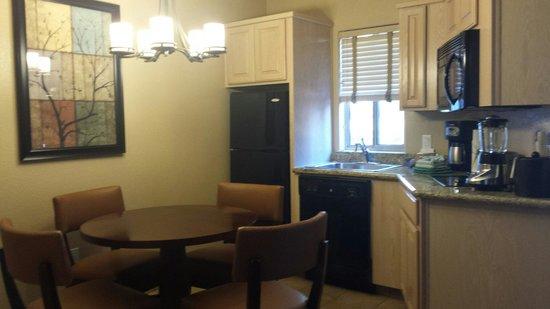 Sedona Summit Resort: The kitchen ☺