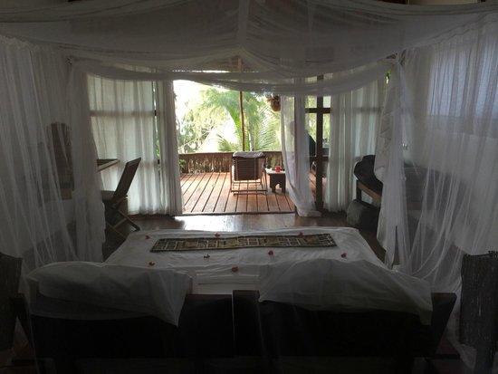 Baia Sonambula Guest House : La nostra deliziosa camera