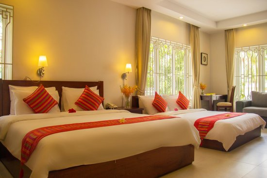 Skyline Boutique Hotel: Deluxe Family