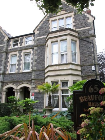 Beaufort Guest House, Cardiff, Wales