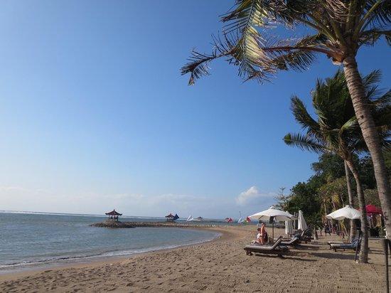 Griya Santrian: Caribbean style beach