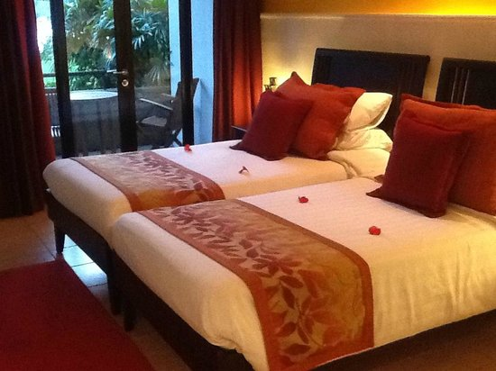 Club Med Bintan Island : Our room
