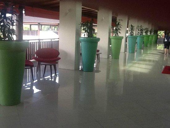 Club Med Bintan Island: Reception