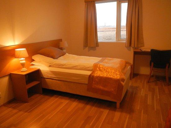 Lambastadir Guesthouse: Comfy bed