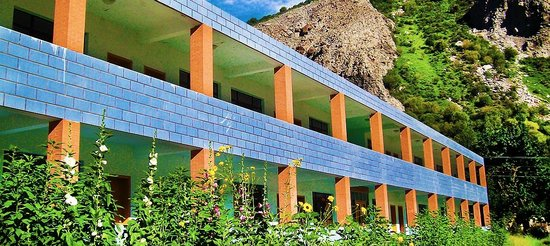 Hunza Marcopolo Inn: Building